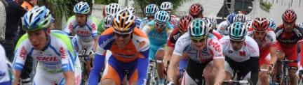 Met partners naar de Ronde van België