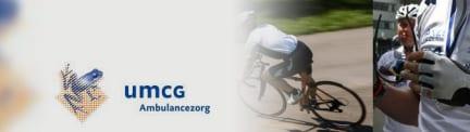 ACES Direct sponsort het biketeam van UMCG Ambulancezorg