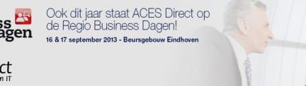 ACES Direct aanwezig op de Regio Business Dagen