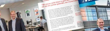 ACES Direct in zakenmagazine Netwerk Brabant