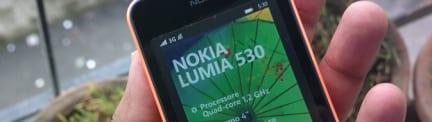 Lumia 530-budgetsmartphone per direct verkrijgbaar