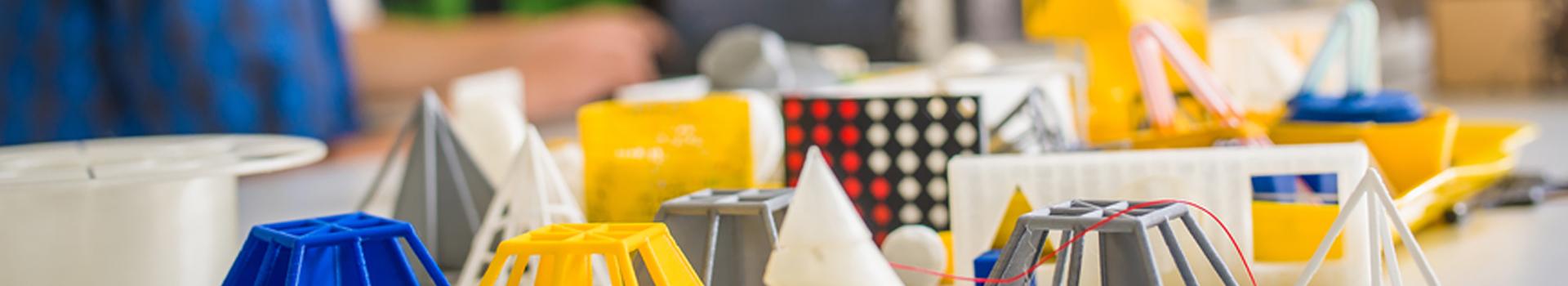Innovatief lesgeven met 3D-printers