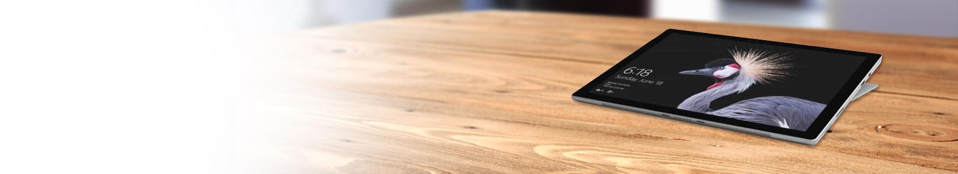 Microsoft Surface Pro hands-on: unboxing en eerste indruk