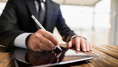 Digitaal ondertekenen van arbeidsovereenkomsten